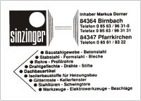 Sinzinger